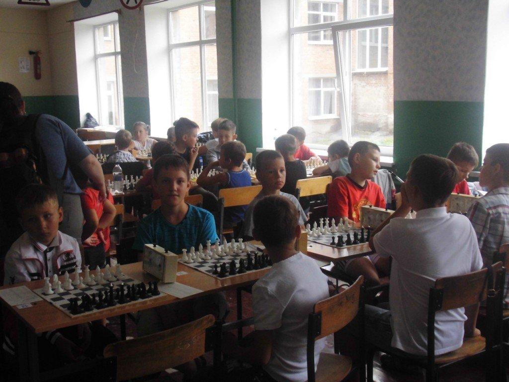 У Миргороді розпочався Всеукраїнський шаховий фестиваль