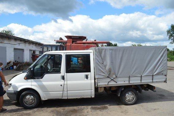 На Полтавщині відшукали водія, який збив на смерть мопедиста та втік