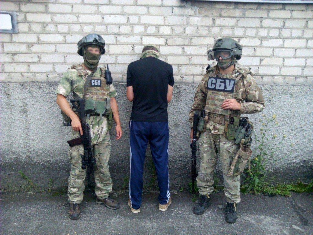 СБУ затримала безпосереднього вбивцю «авторитета» у Горішніх Плавнях