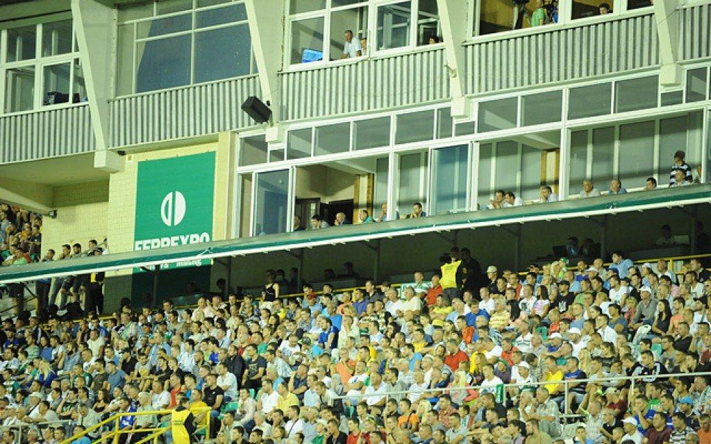Інспекція з УЄФА працювала на полтавському стадіоні «Ворскла» протягом майже двох днів. Чиновники Європейської футбольної асоціації ретельно, до сантиметру, вивчили кожне приміщення головної спортивної арени Полтавщини. Головна мета їхнього візиту – переві