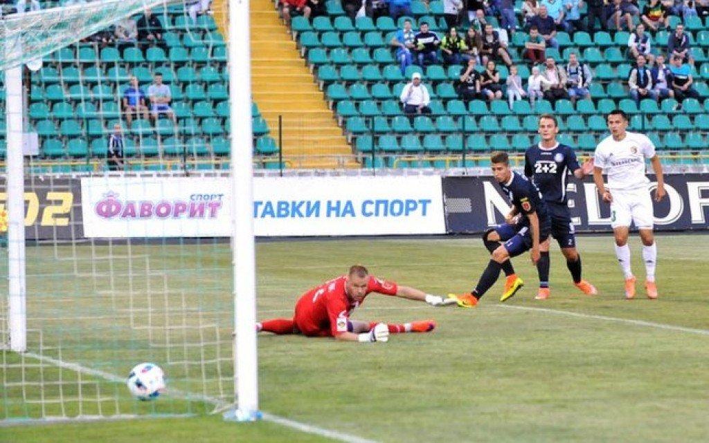 «Ворскла» перемогла у першому матчі сезону