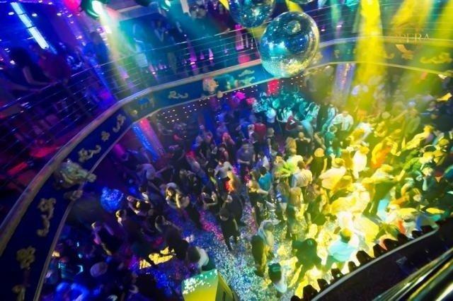 У нічному клубі Горішніх Плавнів шкали вибухівку