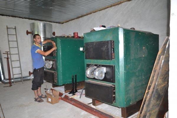 Дитячий садок та школу в Лохвицькому районі перевели на альтернативні способи опалення
