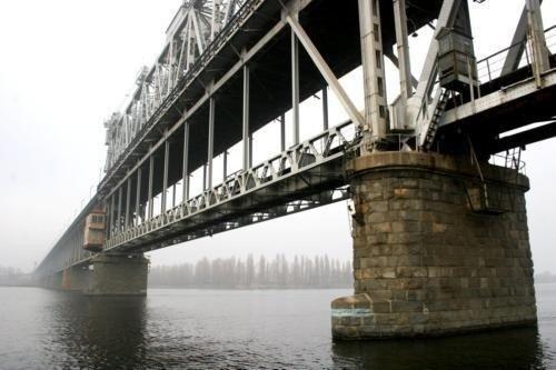 Кременчужанин звалився з мосту