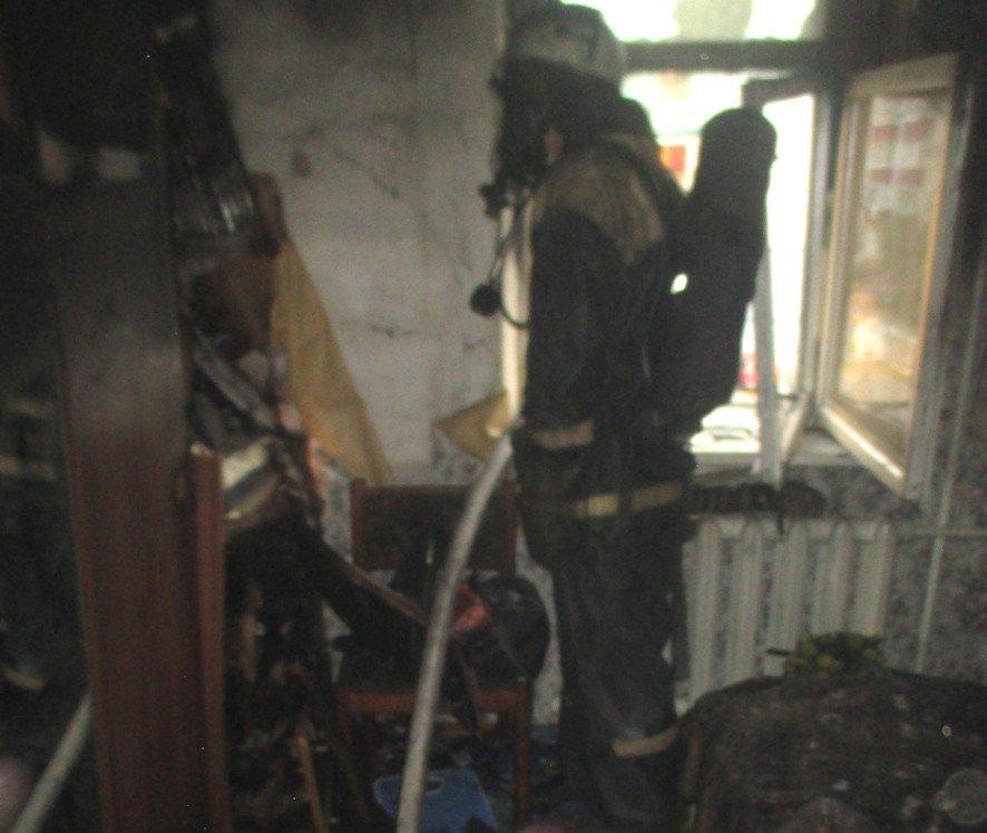 На Полтавщині під час ліквідації пожежі виявили тіло загиблого чоловіка