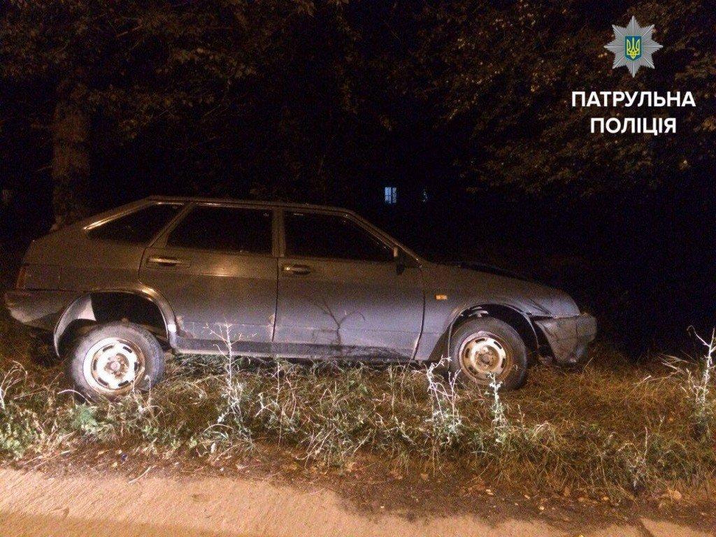 Двоє нетверезих водіїв потрапили в ДТП у Полтаві