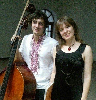 У Полтаві відбувся концерт «Oyster Duo»