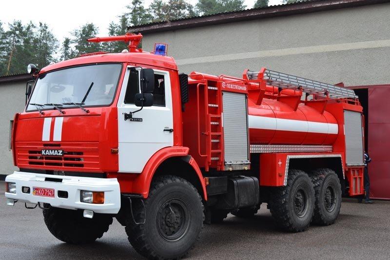 Нові пожежні частини на Полтавщині забезпечать людей робочими місцями