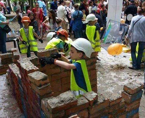 До Полтави приїде «Місто професій»: діти зможуть відчути себе дорослими