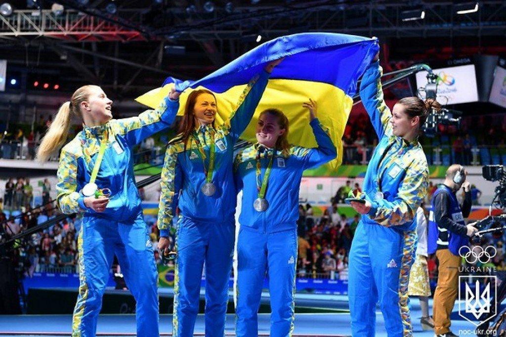 Ріо-2016: Українці здобули перше золото, проте без допомоги представників Полтавщини