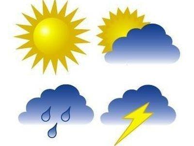 Погода на Полтавщині буде спекотною, але з дощами