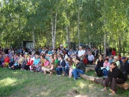 У селі на Полтавщині відбувся музичний фест