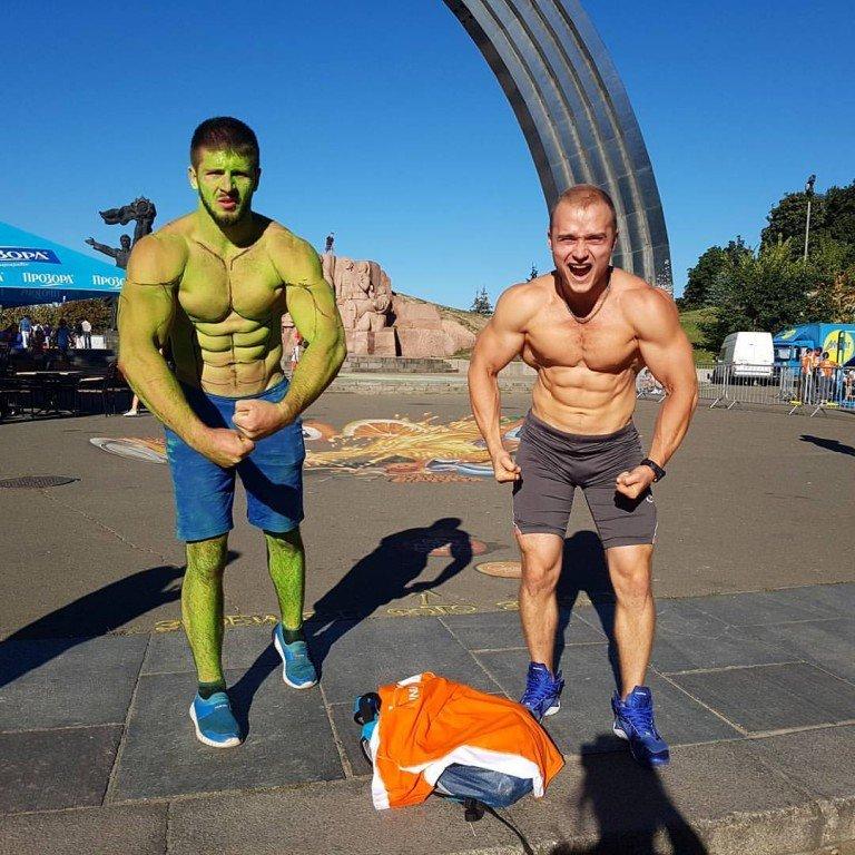 Кременчужани повернулися із перемогою з Чемпіонату України по Street Workout