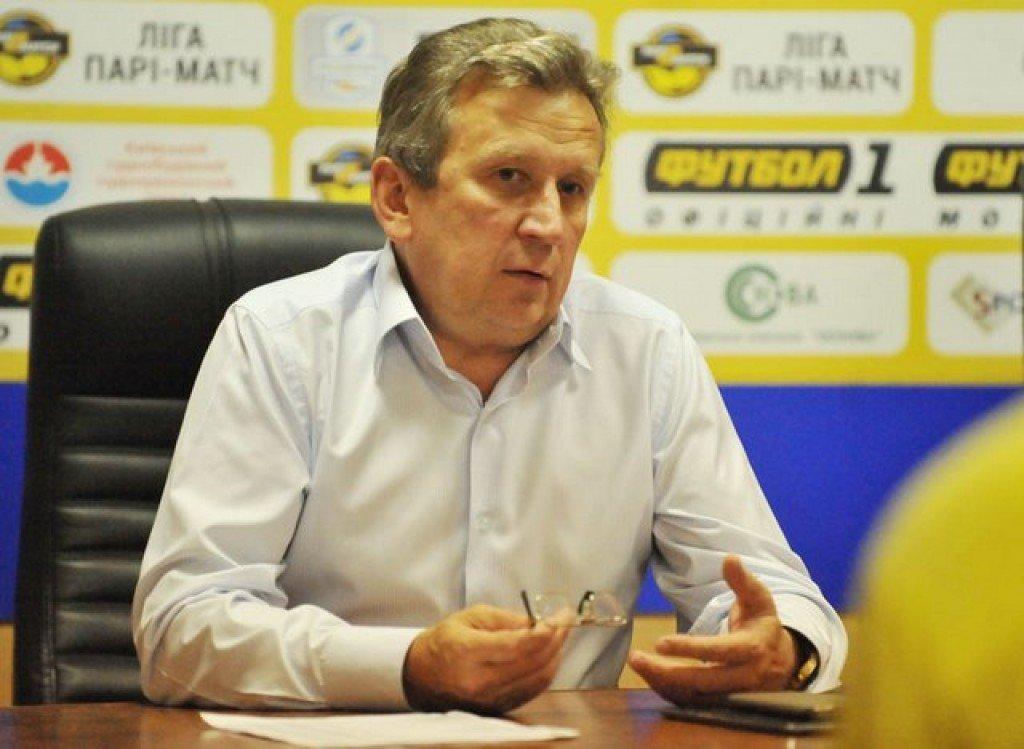 Роман Черняк: «З Жеваго зустрічалися напередодні матчу з «Динамо»
