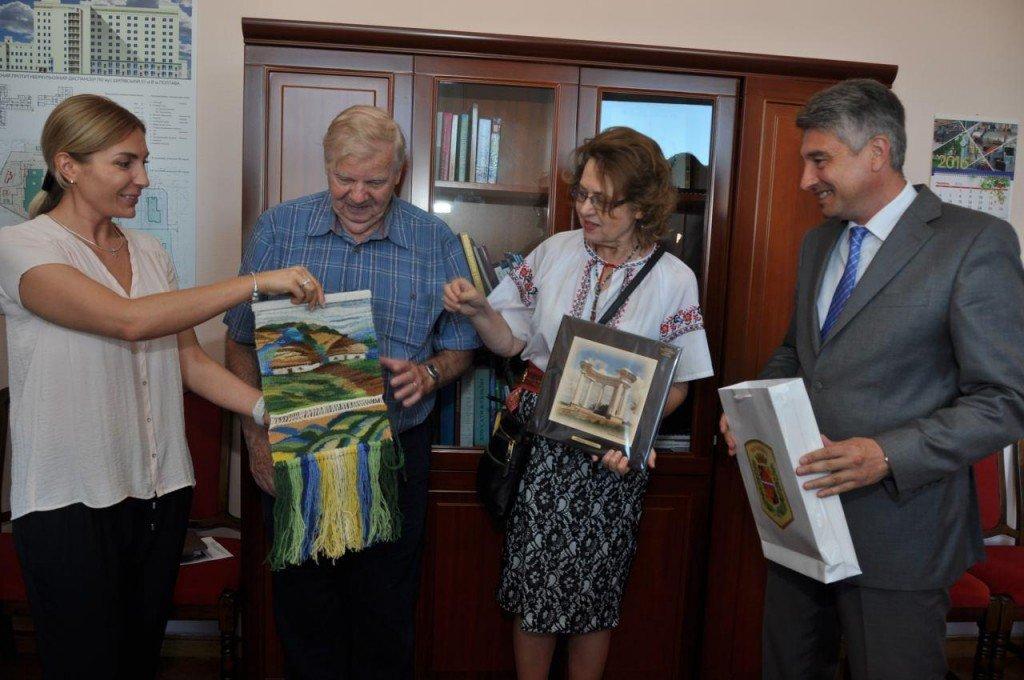На Полтавщині побували представники української діаспори з американського міста-побратима