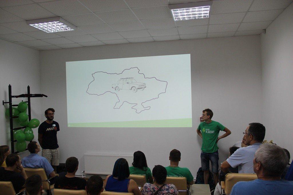У Полтаві презентували шведські ІТ-курси з безкоштовними місцями для учасників АТО та переселенців
