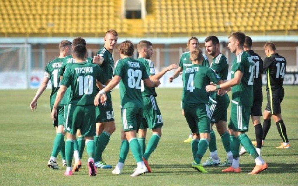 «Ворскла» перемогла у контрольному матчі «Олександрію»