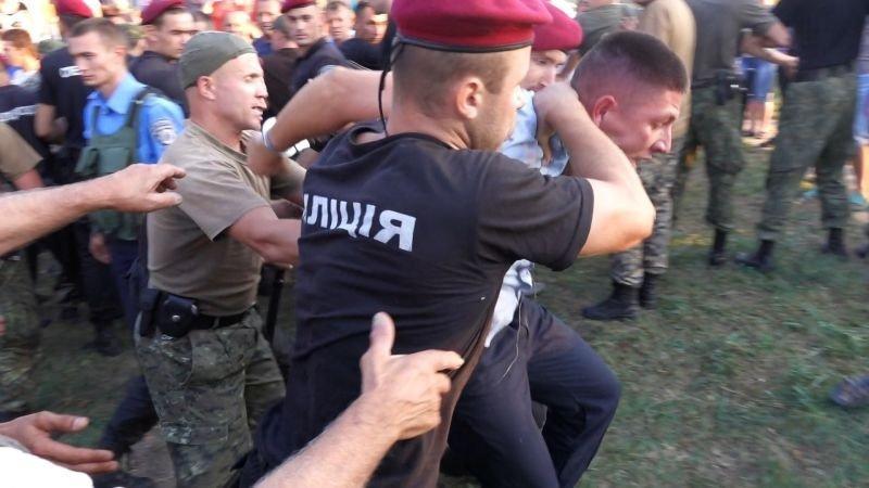 У результаті бійки в Біликах відкрили два кримінальних провадження