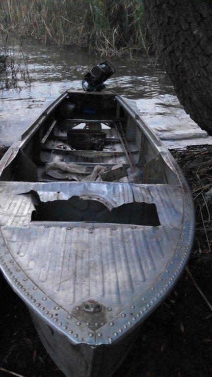 На Полтавщині браконьєри виловили близько 60 кілограмів риби