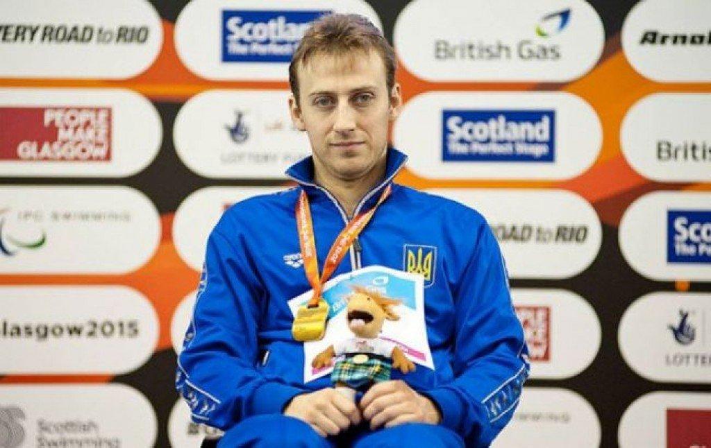 Паралімпіада-2016: Українці другі за кількісттю медалей. Виноградець – чемпіон з плавання на 50 метрів