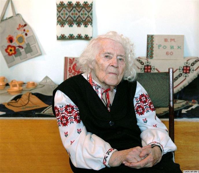 Кримська полтавка Віра Роїк першу свою роботу присвятила Володимиру Короленку