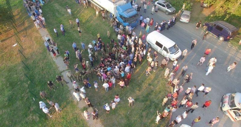 Стосовно бійців батальйону «Полтава» проводять службову перевірку по подіях у Біликах