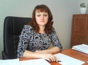 Оксана Попова, директор Полтавського міського центру зайнятості