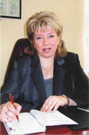 Валентина Аранчій, фото www.pdaa.edu.ua