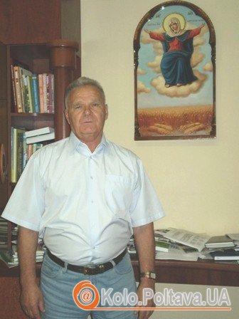 Віктор Писаренко, фото Ніни Король