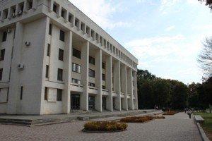 Обласна бібліотека імені І.Котляревського, фото Юлії Корж