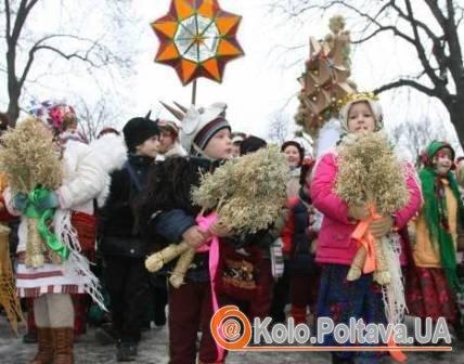 На різдвяне театралізоване дійство може прийти кожен бажаючий. (фото tsn.ua)