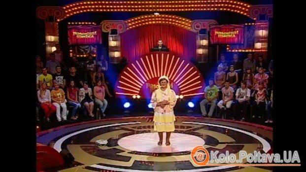 Костюм і номер для виступу жінка придумала сама, а свою участь в кастингах спочатку тримала в секреті. Фото inter.ua