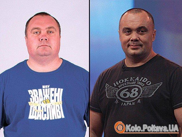 До і після шоу. Фото big.stb.ua