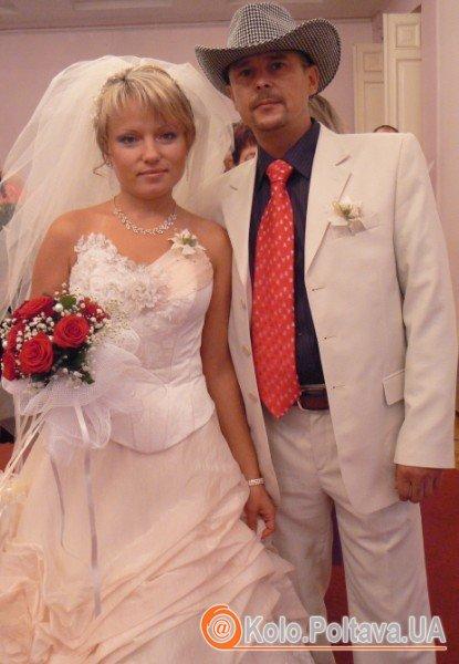 Ці молодята одружились 9.09. 2009. Фото Ніни Король