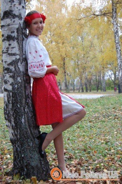 Валерія Коваленко. Фото з її родинного архіву