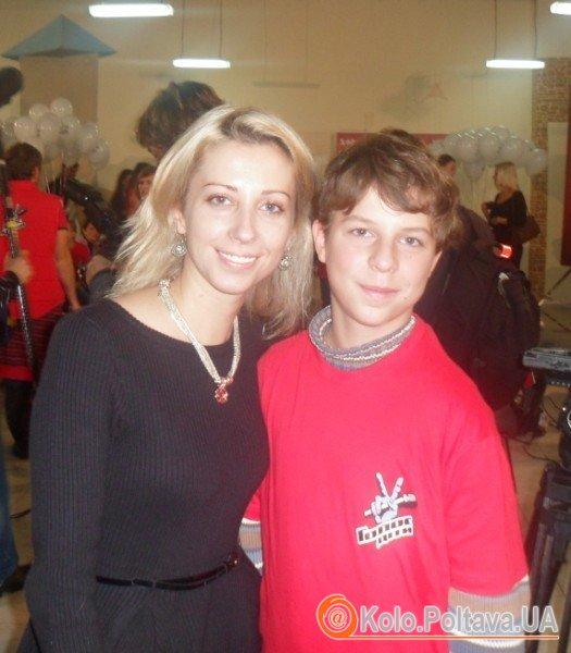 Із Тонею Матвієнко