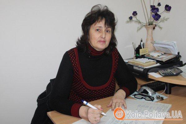 Ганна Кузьменко, практичний психолог обласного Центру профілактики та боротьби зі СНІДом
