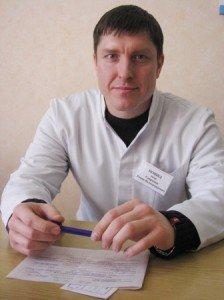 Роман Свиридюк, дерматовенеролог. Фото Ніни Король