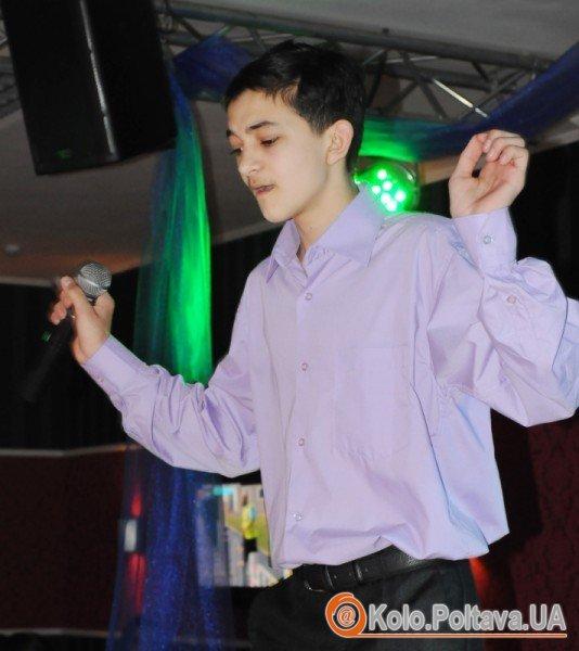 Кілька невибагливих танцювальних па і Володимир підкорив публіку