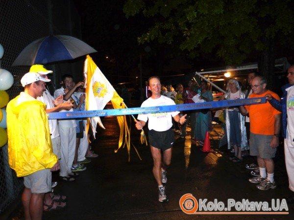 Олег Лебедєв неодноразово брав участь у «3100 миль Самоперевершення»