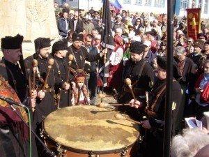 У Холодному Яру щороку вшановують борців за волю України. фото www.chasipodii.net