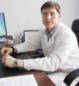 Роман Свиридюк, заступник головного лікаря медцентру «Медея»