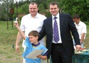 Брати Палвіченки. Фото зі сайту fbp.poltava.ua