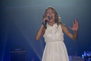 Ірина Крістініна на благодійному концерті у Полтаві