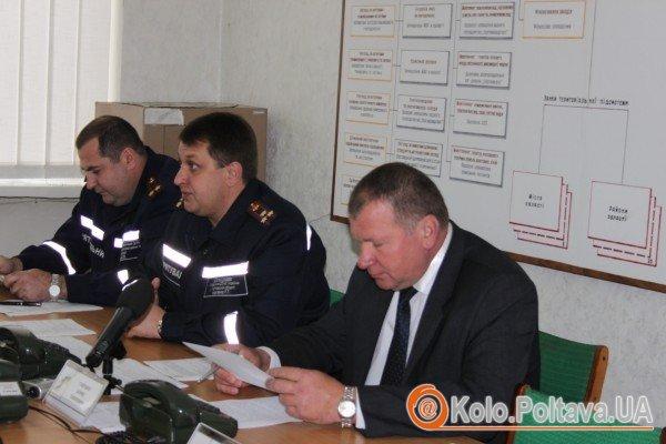 Керівники штабу: Роман Киреленко та Михайло Андрусенко