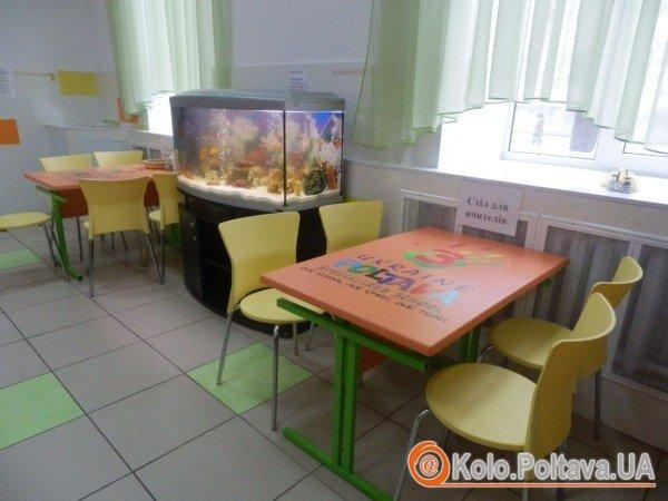Їдальня (фотоархів школи)