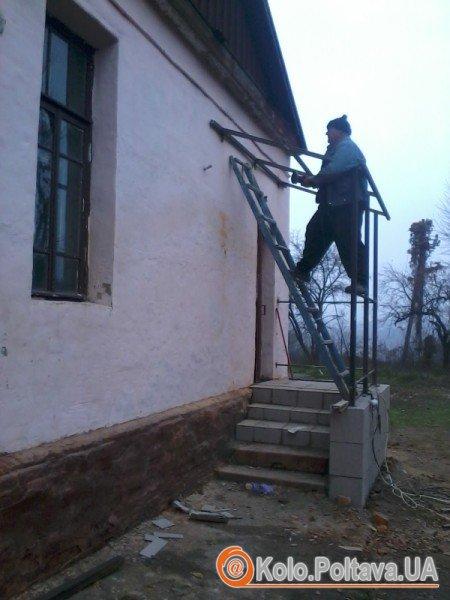 Філію школи № 12 на Червоному Шляху почали ремонтувати