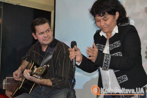 Музиканти Сано та Валерій Власенко привітали гурт Транс-Формер своїми піснями