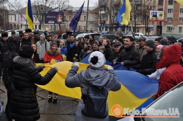 Студентський Євромайдан