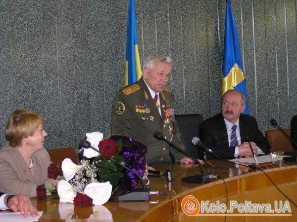 Михайло Калашников в Полтавській облдержадміністрації